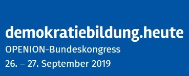 OPENION-Bundeskongress am 26./27. September 2019 in Berlin